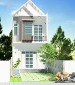 Mặt tiền đường Vườn Lài. P. Tân Thới Hoà .Q.Tân Phú  . Diện tích : ( 4m x 25m ), nhà 1 lầu mới đẹp