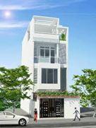 Nhà 3 lầu hẻm 4m thông thoáng... đường Hòa Bình , P Hiệp Tân, Q Tân Phú, gần Lũy Bán Bích