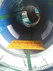 INOX CUỘN 201 KHỔ 1000 - 1200 x 1.5mm