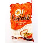 bánh gạo Tokbokki gói 1kg