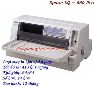 Epson LQ - 680 Pro