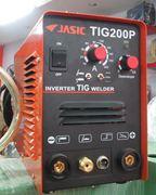Máy hàn điện tử Jasic tig 200P