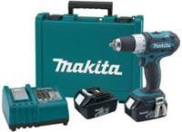 Máy khoan pin vặn vít makita DDF453SF (18V)