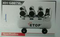 Máy nén khí không dầu ETOP XH-60070L