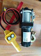 Tời điện kéo xe 3000LBS (12V-24V)