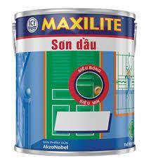 MAXILITE DẦU - màu trắng (3L)