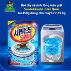 Túi bột tẩy vệ sinh lồng máy giặt Sandokkaebi
