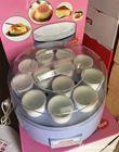 Máy Làm Bánh Flan/Caramen Hitops (12 cốc nhựa)
