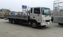 HD210 thùng lửng trọng tải 14.2 tấn