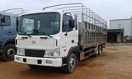 Hyundai HD 210 thùng mui bạt