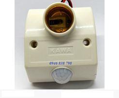 Đui đèn cảm biến hồng ngoại SS681 bật tắt đèn tự động