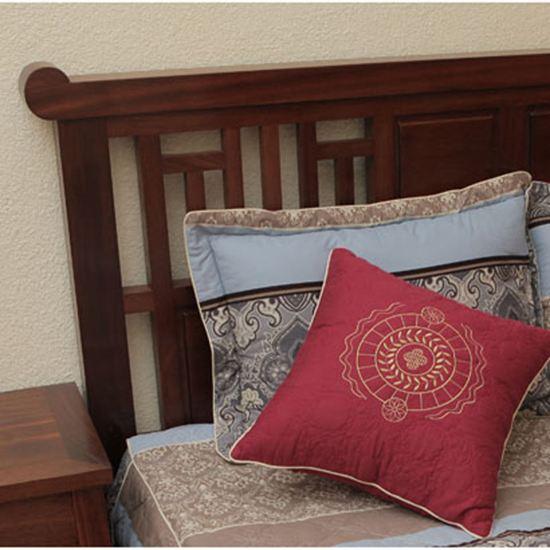 Giường ngủ gỗ tự nhiên - Daisy Bed