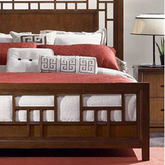 Giường ngủ gỗ tự nhiên - Cherry Bed