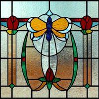 Giới thiệu kính màu ghép nghệ thuật - Elegant Home Decor