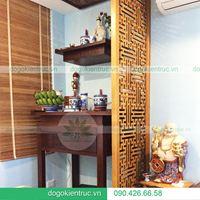Chiều cao bàn thờ treo tường chuẩn từ lời khuyên của các chuyên gia phong thủy