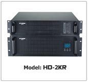 BỘ LƯU ĐIỆN HYUNDAI UPS ON-LINE (RACKMOUNT) 2000VA / 1400W HD-2KR