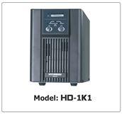 BỘ LƯU ĐIỆN HYUNDAI UPS ON-LINE (TOWER) 1000VA/700W HD-1K1