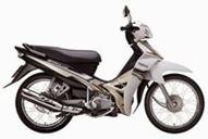 Yamaha Sirius mới