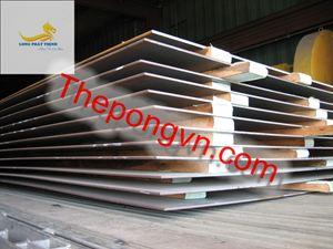 Thép tấm cán nóng CT3, SS400, Q345B, C45, A36