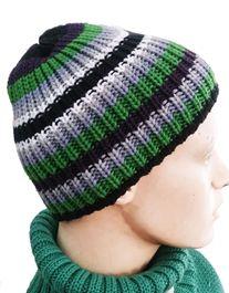 Mũ len 2 lớp nhiều mầu
