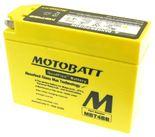 Ắc quy MotoBatt MBT4BB( 12V-2Ah)
