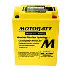 Ắc quy MotoBatt MBTX14AU( 12V-16Ah)