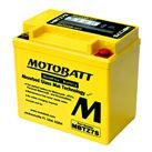 Ắc quy MotoBatt MBTZ7S( 12V-6Ah)