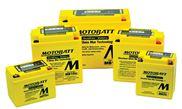 Ắc quy MotoBatt MB9U( 12V -11Ah)
