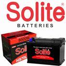 Ác Quy Solite 12V-100Ah (N100R-N100