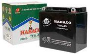 Ắc Quy Habaco HBC1280(12V-8.0Ah)