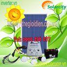 Hệ thống điện năng lượng dự phòng 12V COMBO 50W