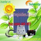 Hệ thống điện năng lượng dự phòng 12V COMBO 40W