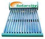 Máy nước nóng năng lượng mặt trời 300 lit Solarcity