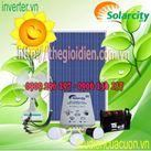 Hệ thống điện năng lượng dự phòng 12V COMBO 100W
