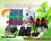 Bộ Phát Điện Năng Lượng Mặt Trời COMBO 5 Plus