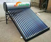 Máy nước nóng năng lượng mặt trời 380 lit Solarcity