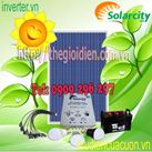 Máy phát điện năng lượng mặt trời COMBO15 plus