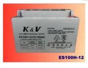 Ắc Quy K&V 12V-120Ah (ES120H-12)