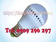 Bóng đèn led siêu sáng 5W-12V - HMC-E27
