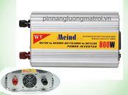 INVERTER MEIND 800W/KÍCH ĐIỆN 12VDC SANG 220VAC (1400VA-MIH5)