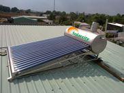 Máy nước nóng năng lượng mặt trời 160 lít Solarcity