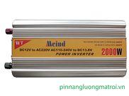 Inverter /Kích điện 12VDC sang 220VAC Meind 2000W (3000VA-MI)