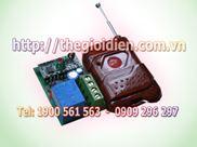 Mạch tắt/mở thiết bị điện 01 kênh vô tuyến