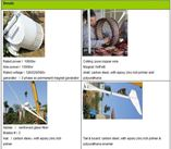 Máy phát điện Tua-bin gió 10Kw/240V Solacity