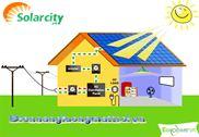 Hệ thống điện năng lượng mặt trời hòa lưới  60Kwp 3pha