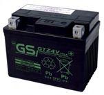 ắc quy xe máy GS GTZ4V (12V - 3Ah)