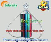 Máy phát điện gió solarcity 300W (3020Q1-SC)