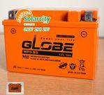 Ắc quy xe máy Globe 12V- 9Ah (WP9-BS)
