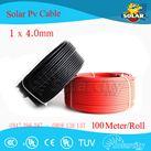 Dây cáp điện DC Solar 4.0mm2