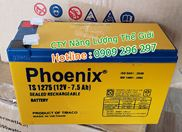 ẮC QUY VIỄN THÔNG PHOENIX 12V-7.5AH dùng cho UPS, lưu điện...